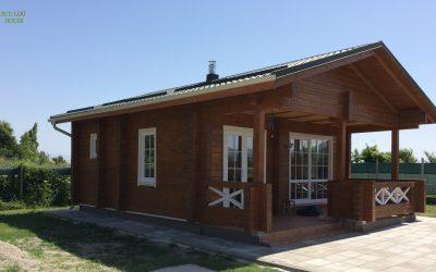 Log Cabine in Sofia-Bulgaria house, https://eco-log-house.com/